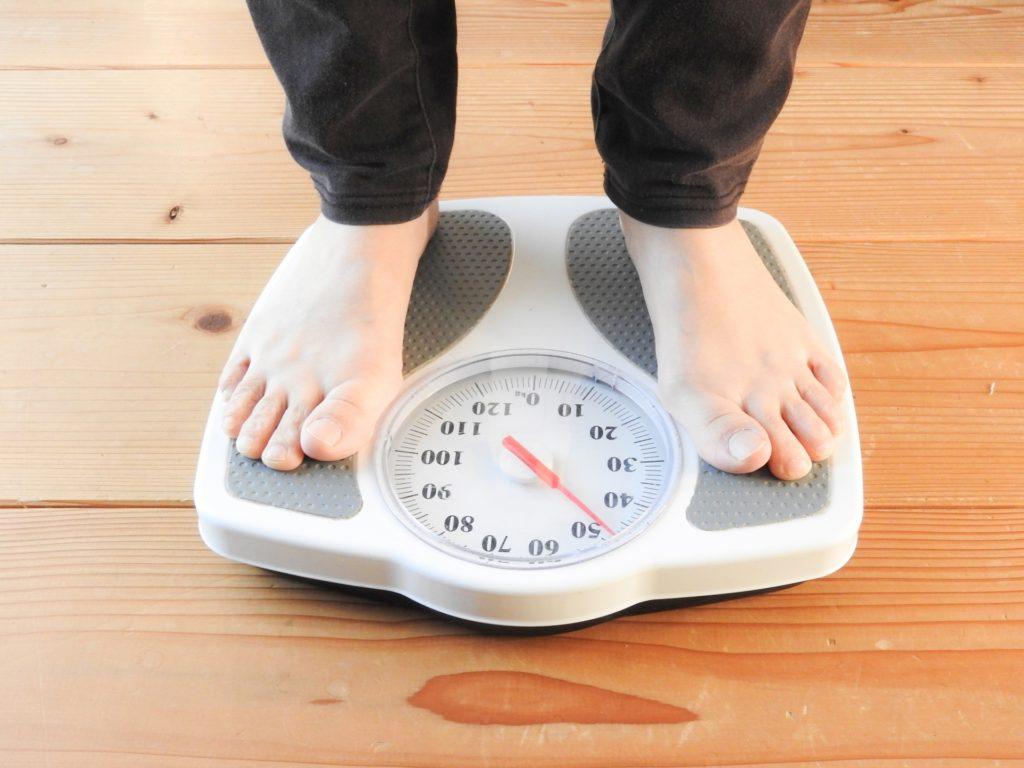 体重測定_体重器